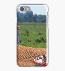 Eco-Tourism  iPhone Case/Skin