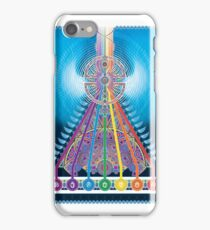 Spirituel canon - The 7 rays iPhone Case/Skin