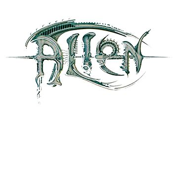 Alien Logo by AshleyThorpe
