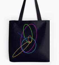 Sagittarius A* orbits Tote Bag