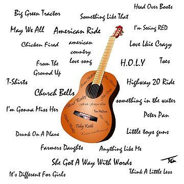 Country Songs by Skyrimjoe