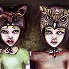 Friends by Jenny Wood