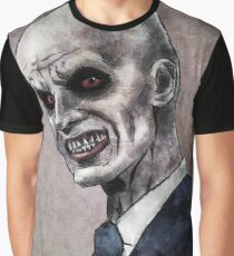 Gentlemen illustration Graphic T-Shirt