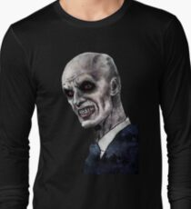 Gentlemen illustration Long Sleeve T-Shirt