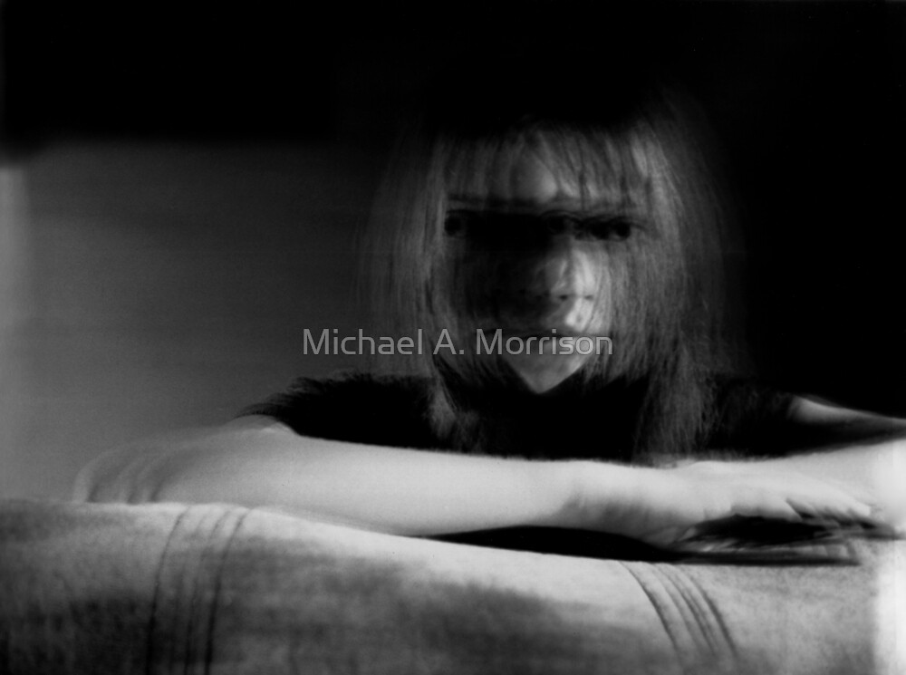 tuesday (graduand) by Michael A. Morrison