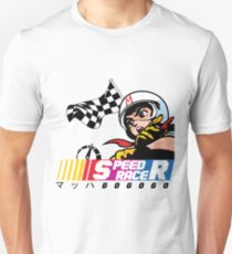Color SpeedRacer NASCAR Unisex T-Shirt