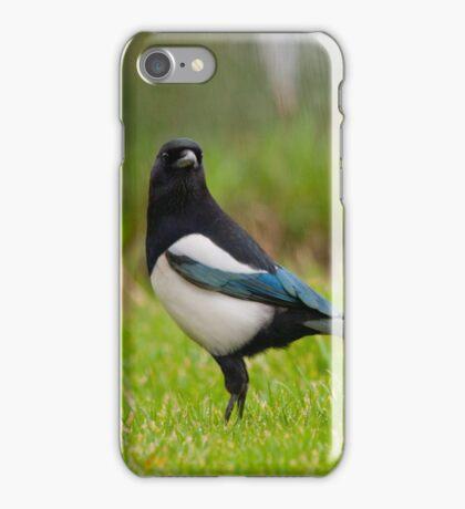 Magpie iPhone Case/Skin