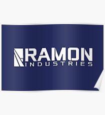 RAMON INDUSTRIES Poster