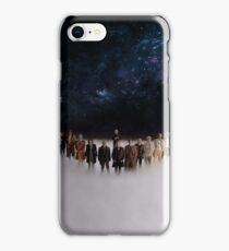 Eleven Doctors iPhone Case/Skin