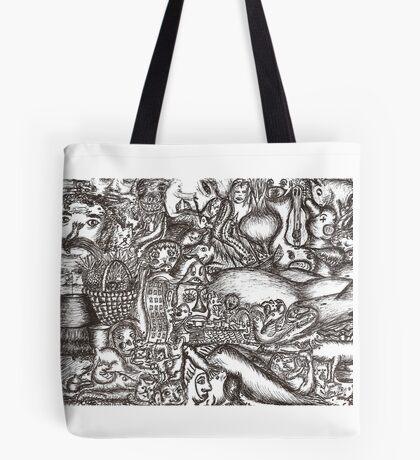 Dream theatre Tote Bag