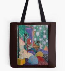 Enter the Iris Tote Bag