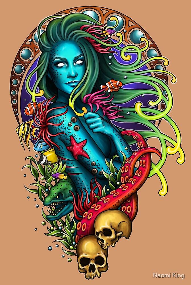 Siren II by Naomi King