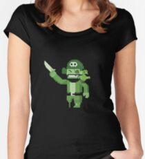 Pirate Virus - Archer Women's Fitted Scoop T-Shirt