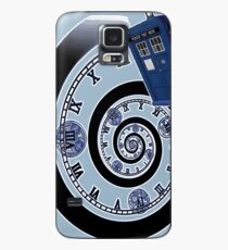 The Twelfth Doctor - time spiral Case/Skin for Samsung Galaxy