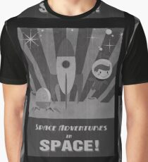 Space adventures, In Space!  Graphic T-Shirt