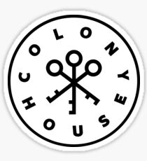Colony House Sticker