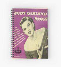 JUDY GARLAND SINGT ~ EARLY 1950 45 BOX SET Spiralblock