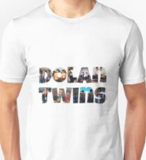 Dolan twins- picture filled T-Shirt
