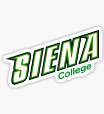 Siena College Sticker