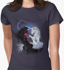 Unicorn Wars Women's Fitted T-Shirt