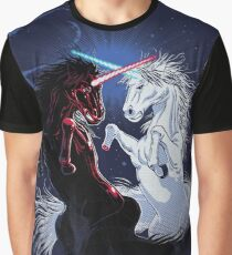 Unicorn Wars Graphic T-Shirt