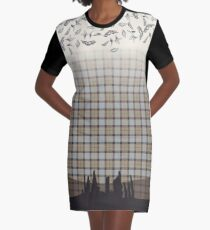 Outlander Craigh Na Dun Graphic T-Shirt Dress
