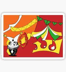 Circo Sticker