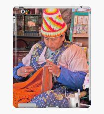 Knit Art iPad Case/Skin