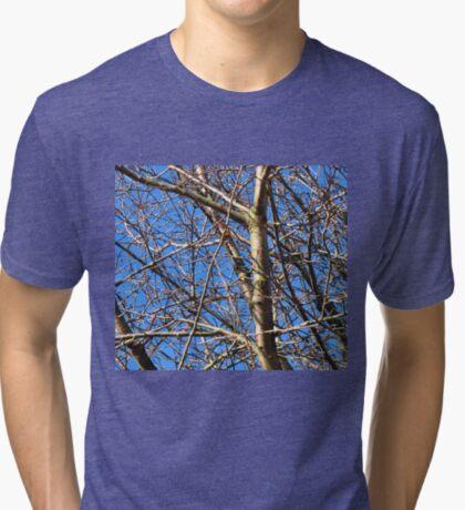 Die Vögel sind geflogen! Vintage T-Shirt