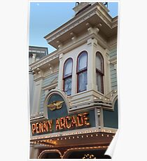 Penny Arcade Sign Poster