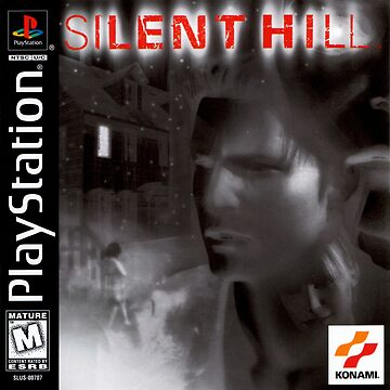 Silent Hill Cover by Gosodfrid