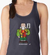 AFR Superheroes #01 - Drunken Master Women's Tank Top