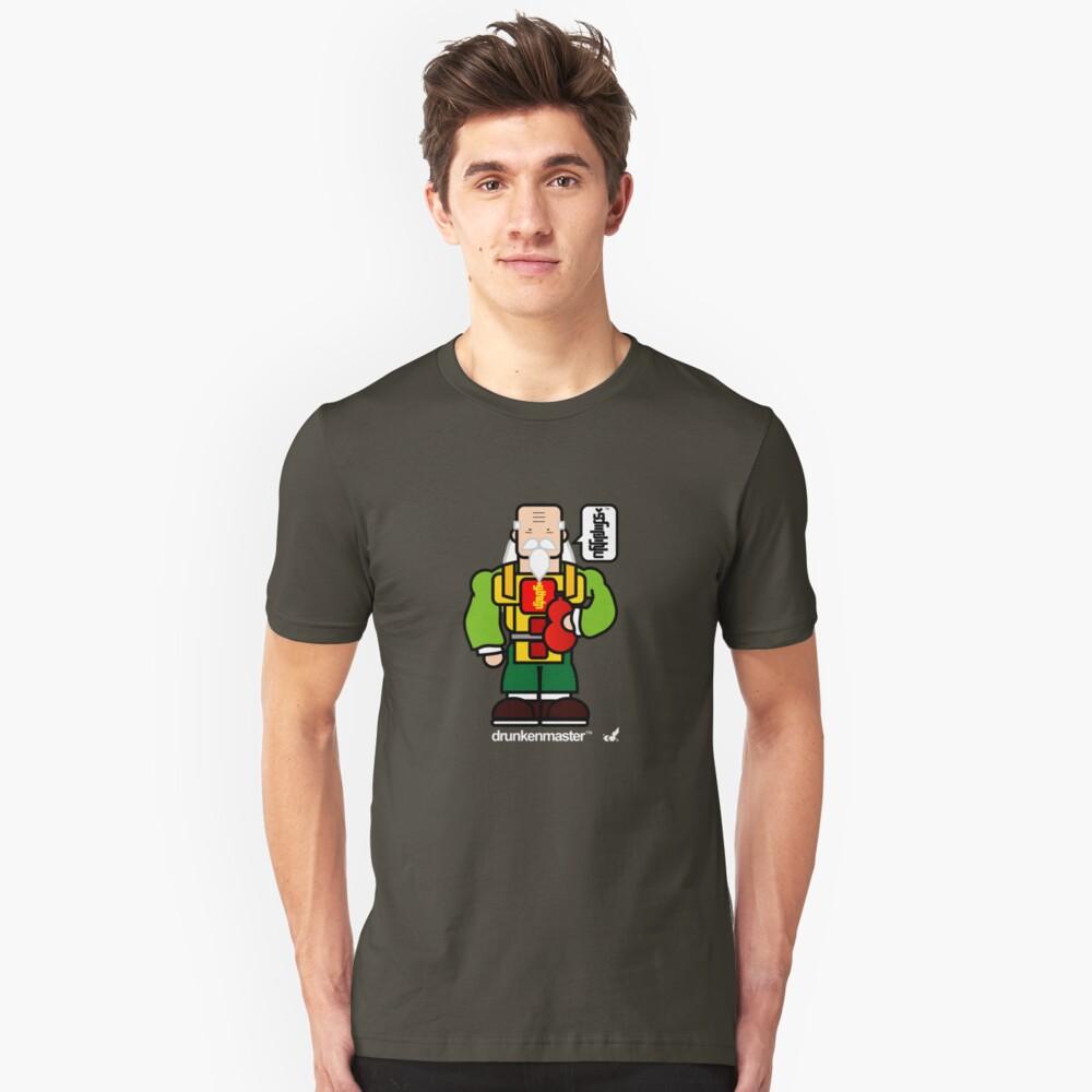 AFR Superheroes #01 - Drunken Master Unisex T-Shirt Front