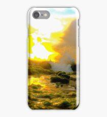 Backbeach iPhone Case/Skin