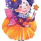 Little Fairy by vasylissa