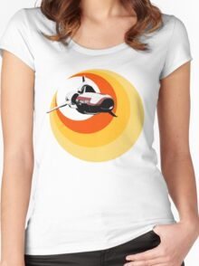 Turbo Boost Women's Fitted Scoop T-Shirt