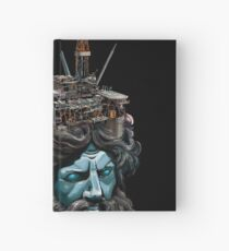 Poseidon's Crown Hardcover Journal