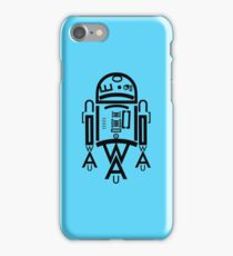 R2D2 iPhone Case/Skin