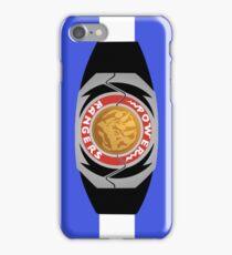 Blue Morpher Iphone Case iPhone Case/Skin