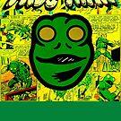 The Fabulous Frog Man! by J. Stoneking