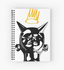 J Cole Spiral Notebook