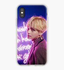 BTS phone case #27 (taehyung) iPhone Case