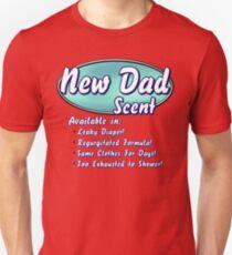 New Dad Scent Unisex T-Shirt
