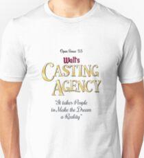 Walt's Casting Agency T-Shirt