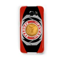 Red Morpher Galaxy Case Samsung Galaxy Case/Skin