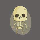Creepy Halloween Character In Vintage Style by TastefulDesigns