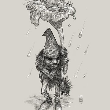 GOBLIN IN THE RAIN by ATOMICBRAIN