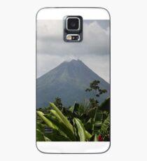 Volcano Arenal  Hülle & Klebefolie für Samsung Galaxy