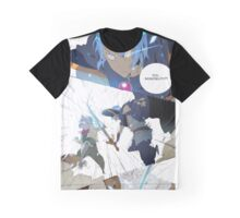 MELEE | Invincibility Comic Graphic T-Shirt