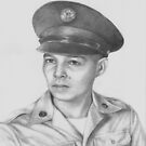 Vietnam War Veteran by Pam Humbargar